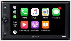 Sony XAV-AX1005DB Double Din DAB FM Radio Bluetooth iPod iPhone Direct Control