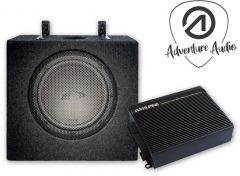 Alpine SPC-D84AT6 Power amplifier, subwoofer and plug & play cable for VW T6 / T6.1