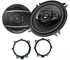 Mercedes Sprinter, Viano, Vito Pioneer TS-A1370F Front Door 13cm Speaker Upgrade Kits